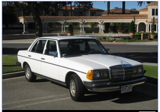 1983 mercedes benz 240d a life 39 s image james harper for Mercedes benz 240 d